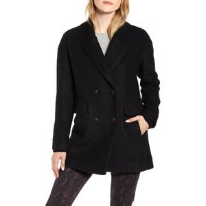 Kenneth Cole New York Double Breasted Peacoat M
